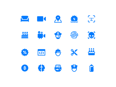 3 000+ iOS 11 icons for free