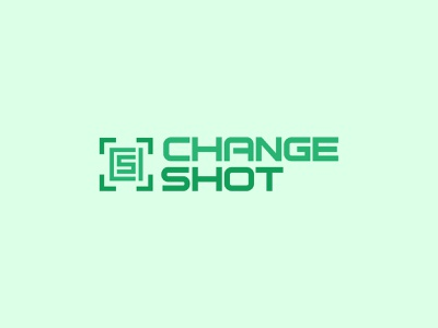 Change Shot ui ux vector logo motion graphics 3d graphic design animation corporate design typography design minimal illustration branding