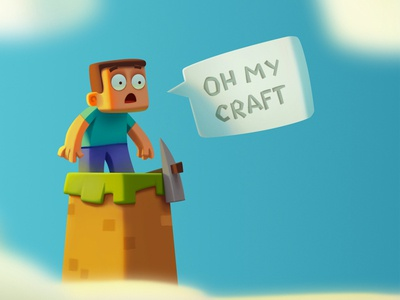 Oh my craft character illustration art tkach
