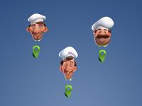 Chefs head