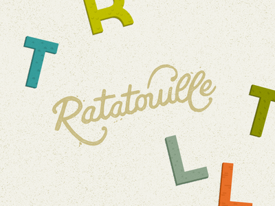 Ratatouille designs, themes, templates and downloadable