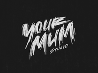 Your Mum Studio logo
