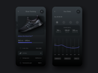Run Tracker Dark Mode