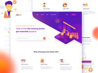 Obiwo Homepage