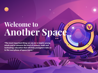 Welcome To Another Space