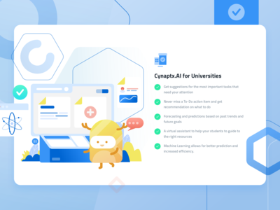 Cynaptx A.I. For Universities