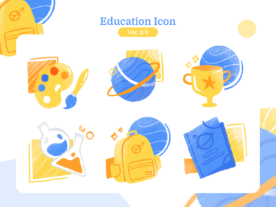 Education Icon v2 0