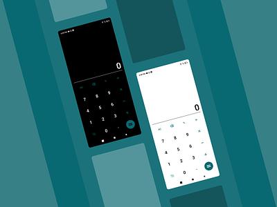 #DailyUI - Calculator - Daily UI 004 illustration uxui ui graphic design figma diseñouxui diseñoui diseño gráfico diseño design dailyui