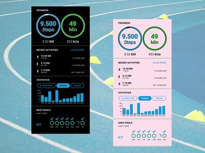 #DailyUI - Analytics Chart - Daily UI 018 daily ui dailyui ui graphic design figma diseñouxui diseñoui diseño gráfico diseño design
