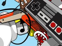 Nintendo Caos