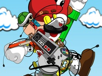 Super Mario Mess!