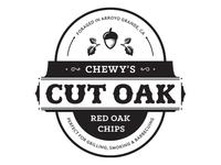 Chewy's Cut Oak Vector