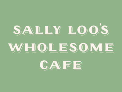 Sally Loo's Lettering