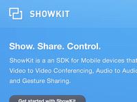 ShowKit is coming