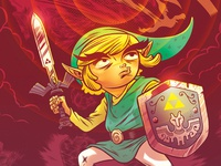 Zelda Poster