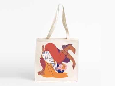 No Holds Bard Tote Bag