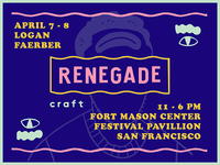 Renegade Craft Fair SF 2018