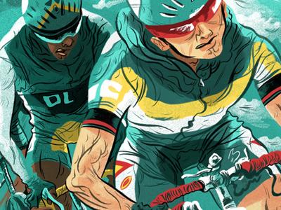 Biking d