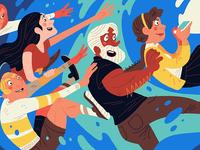 Intercom Blog Illustration
