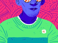 Medium Article Illustration