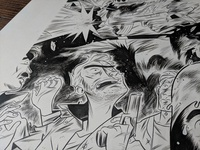 'Namwolf Page Commission