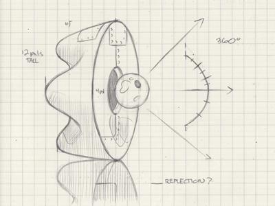 Dobot 404 Sketch sketch sketchbook web design illustration design graphic design apple robot funny humor 404 page grid icons