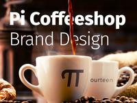 Pi Coffeeshop | Brand Design