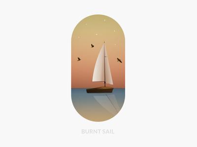 Burnt Sail
