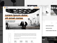 Sneak Peek: Homepage
