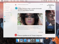 Newsapp macOS