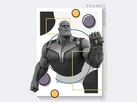 Thanos l Avengers