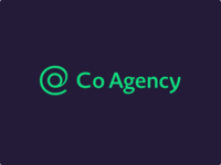 Co Agency Logo And Logotype 2016