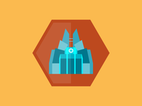 Frost Tower Icon