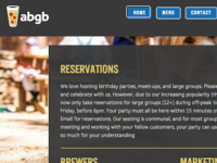 ABGB Redesign