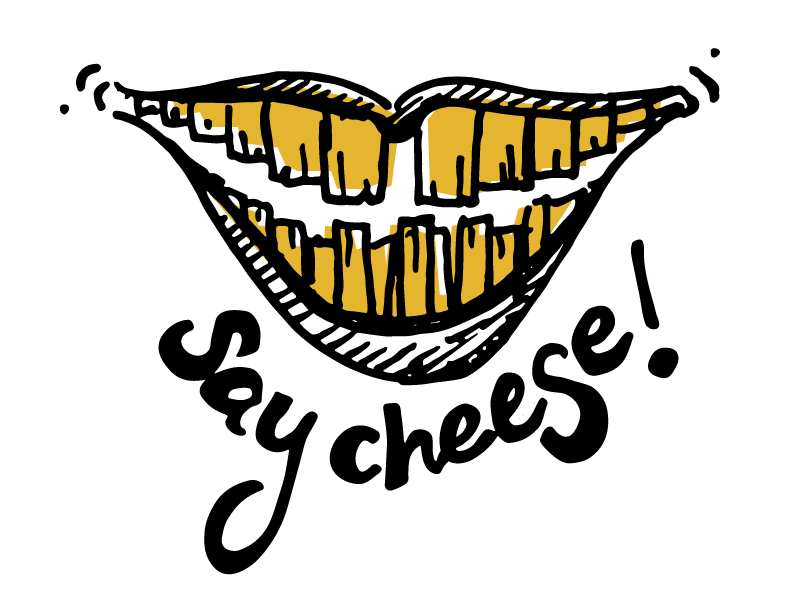 Dribbble fun cheese