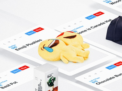 Isometric Shopify Sales Channels Visuals