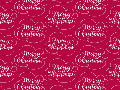 Christmas Gift Wrap Design.Merry Christmas Gift Wrap By Amy Cohas On Dribbble