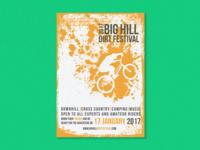 Mountain Bike Poster Presentation
