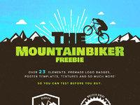 The mountainbiker   designer toolkit freebie