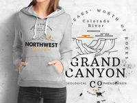 Grand Canyon Logo Badge