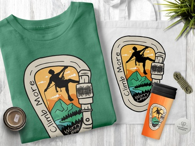 Vintage Climbing Logo Patch / Mountain Adventure SVG Badge wild vintagebundle fashion designspiration logo retro tshirtdesign handmade badgedesign adventure logo kit mountain badge vintage
