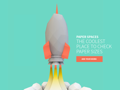Paper Spaces tool designer design website