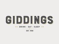 Giddings