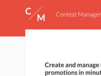 Contest Manager