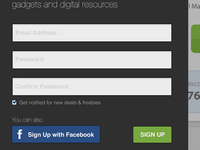 Modal Window cleanup