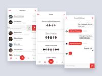 Messanger Mobile App