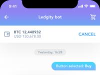 Ledgity chatbot