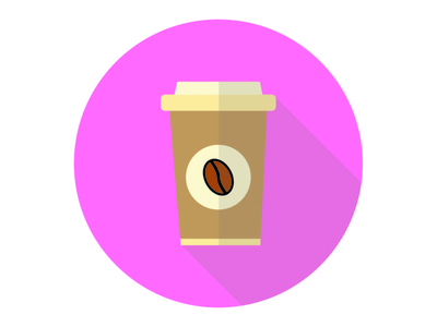 Coffee Drink lifestyle people person cafe beverage young cup drink coffee illustration icon graphic design flat design art