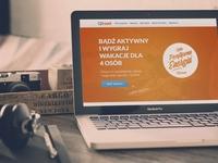 Qtravel.pl Landing Page