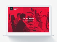 Movade - Product Experience Design [red]